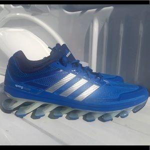b04f6a63f3f adidas Shoes - Adidas Springblade Drive Blue Running Rare size 12